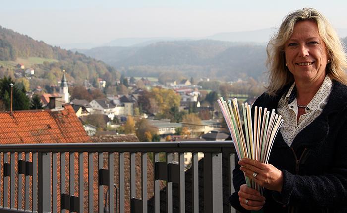 Fr. BM Schäfer mit Speedpipe Rohrverbund